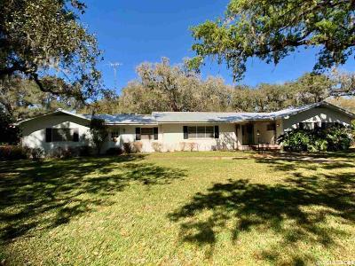 McIntosh Single Family Home For Sale: 6155 Avenue F