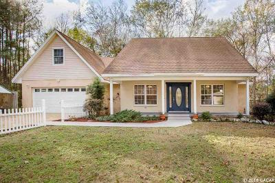Alachua Single Family Home For Sale: 27120 N State Road 121