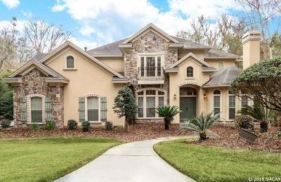 Gainesville Single Family Home For Sale: 1113 NW 58TH Terrace