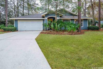 Gainesville FL Single Family Home For Sale: $219,900