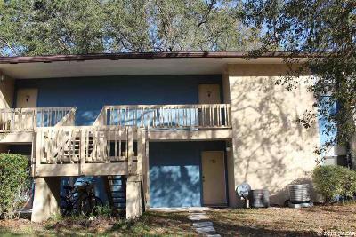 Gainesville Condo/Townhouse For Sale: 2811 SW Archer Road #R-139