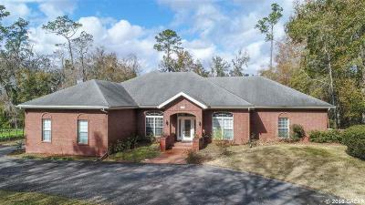 Gainesville Single Family Home For Sale: 11012 NW 18th Court