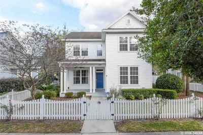 Newberry Single Family Home For Sale: 237 SW 129 Terrace