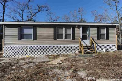 Hawthorne Single Family Home For Sale: 1736 State Road 20