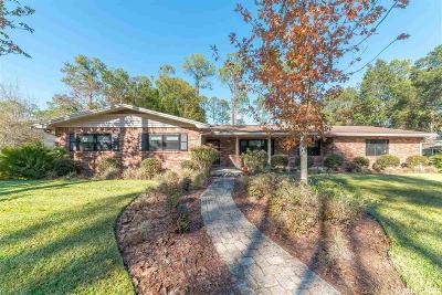 Gainesville Single Family Home For Sale: 2204 NW 21ST Avenue