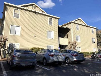 Gainesville Condo/Townhouse For Sale: 3800 SW 20TH Avenue #108