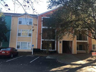 Gainesville Condo/Townhouse For Sale: 2601 SW Archer Road #E 217