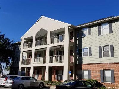 Gainesville Condo/Townhouse For Sale: 2360 SW ARCHER Road #809