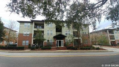 Gainesville Condo/Townhouse For Sale: 1245 SW 9TH Street #304