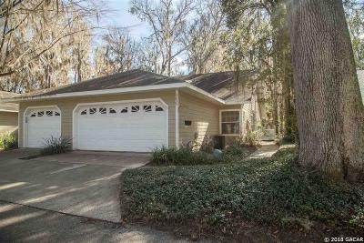 Gainesville Single Family Home For Sale: 5039 SW 9TH Lane