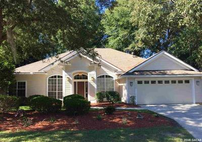 Gainesville Single Family Home For Sale: 9430 SW 35TH Lane