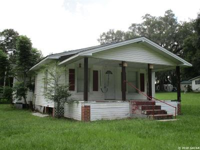 Alachua Single Family Home For Sale: 16903 NW 162nd Lane