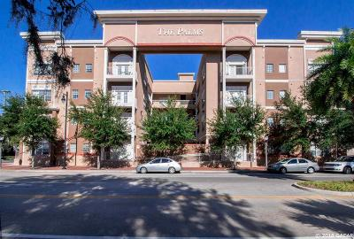 Gainesville Condo/Townhouse For Sale: 230 SW 2nd Avenue #212