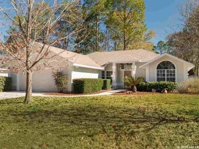 Gainesville FL Single Family Home For Sale: $239,000