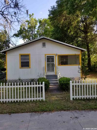Newberry Single Family Home For Sale: 25317 NW 6TH Avenue