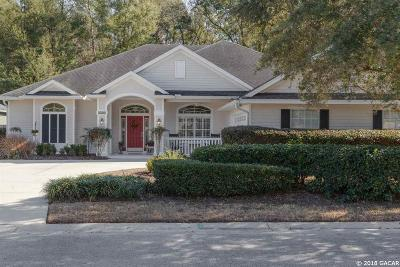 Gainesville Single Family Home For Sale: 6705 SW 88 Drive
