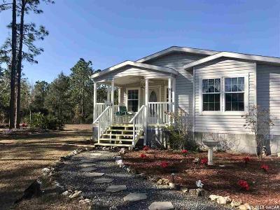 Single Family Home Sold: 6470 NE 99th Avenue