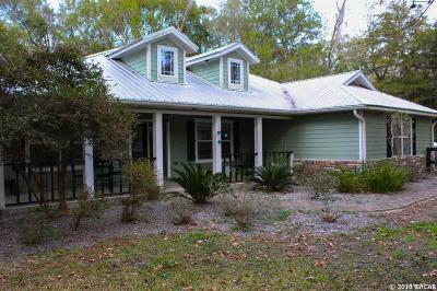 Archer Single Family Home For Sale: 17354 SW 137th Lane