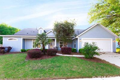Gainesville Single Family Home For Sale: 1144 NW 120TH Terrace