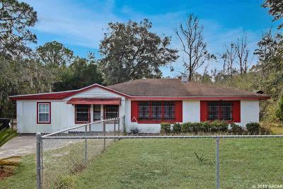 Gainesville Single Family Home For Sale: 2145 E University Avenue