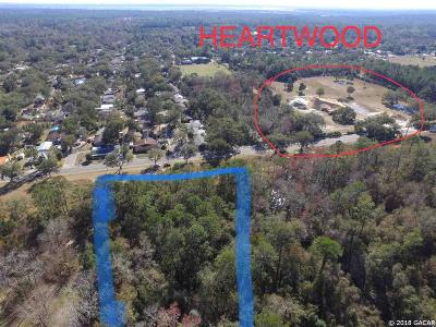 Gainesville Residential Lots & Land For Sale: 1810 SE 8TH Avenue