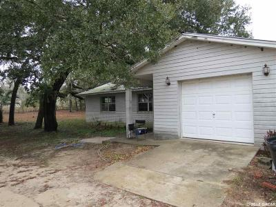 Single Family Home Sold: 16091 E Levy Street