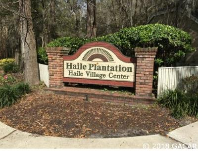Gainesville Condo/Townhouse For Sale: 5025 SW 91st Court #H301
