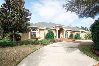 Gainesville Single Family Home For Sale: 10928 SW 11TH Lane