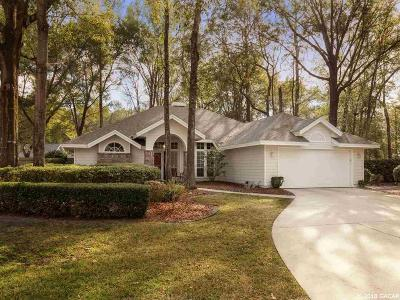 Gainesville Single Family Home For Sale: 10045 SW 55th Lane