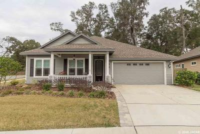 Gainesville Single Family Home For Sale: 6365 SW 48TH Drive