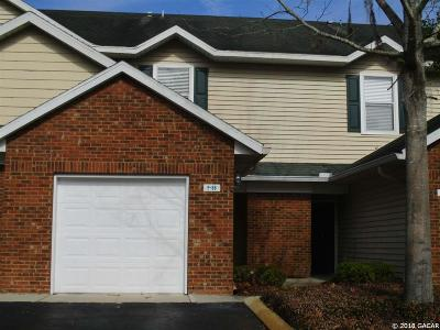 Newberry Condo/Townhouse For Sale: 13200 W Newberry Road #P86