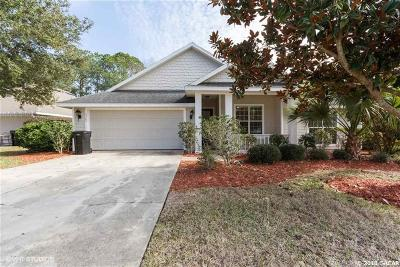 Newberry Single Family Home For Sale: 2385 NW 145TH Drive