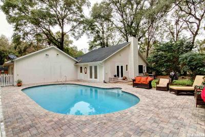 Gainesville FL Single Family Home For Sale: $285,000