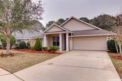 Newberry Single Family Home For Sale: 2365 NW 145th Dr