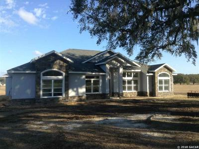 Ocala Single Family Home For Sale: 1965 NW 79th Loop