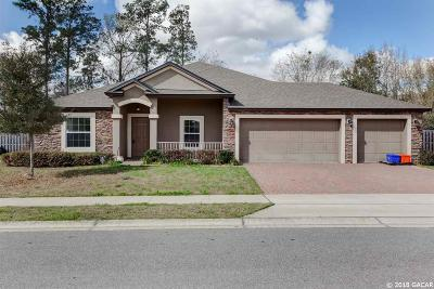 Gainesville Single Family Home For Sale: 7922 NW 46th Way