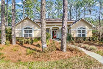 Gainesville Single Family Home For Sale: 1419 SW 105th Terrace