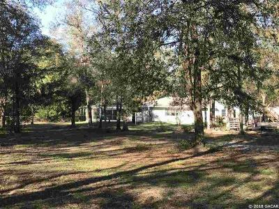 Williston FL Single Family Home For Sale: $369,000