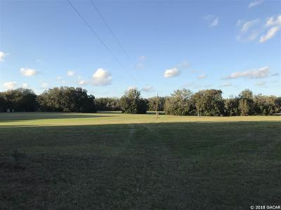 Alachua Residential Lots & Land For Sale: 24420 NW 78th Avenue