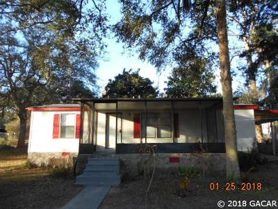 Hawthorne Single Family Home For Sale: 270 ASH Street