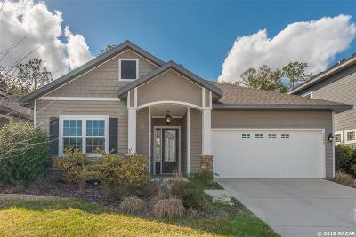 Gainesville Single Family Home For Sale: 7866 SW 82nd Drive