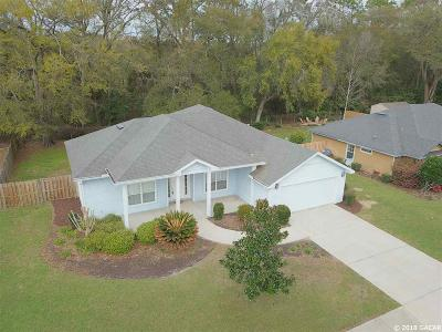 Newberry Single Family Home For Sale: 692 NW 233RD Terrace