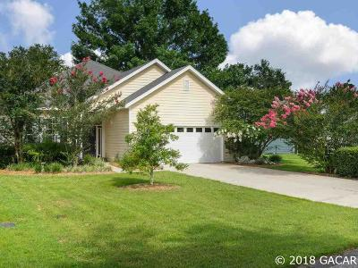 Alachua Single Family Home For Sale: 12028 NW 72nd Terrace