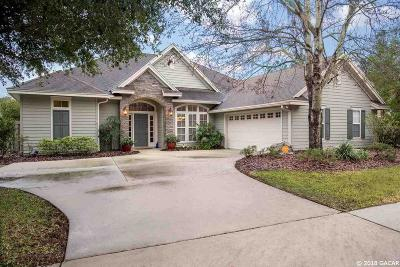Newberry Single Family Home For Sale: 13557 NW 7TH Road