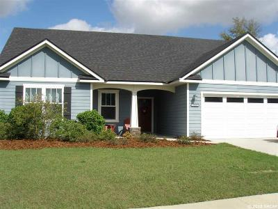 Newberry Single Family Home For Sale: 25604 NW 8th Road