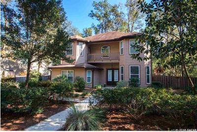 Gainesville Single Family Home For Sale: 2163 SW 37TH Court