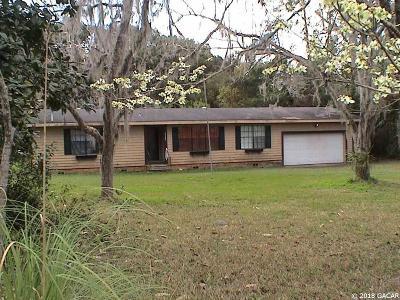 Melrose Single Family Home For Sale: 25327 NE SR-26