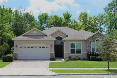 Gainesville Single Family Home For Sale: 9005 SW 79th Avenue