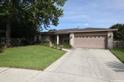 Gainesville FL Single Family Home For Sale: $255,900