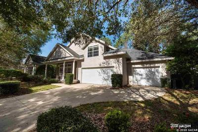 Gainesville Single Family Home For Sale: 9416 SW 32nd Lane